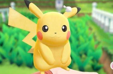 Comparativa gráfica de Pokémon: Let's Go con los títulos de la saga de Nintendo 3DS