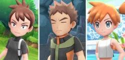 Comparan algunas escenas de Pokémon: Let's Go Pikachu! con Pokémon Amarillo