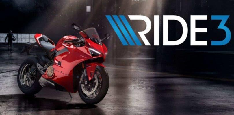 Milestone ha desvelado la fecha oficial de lanzamiento de RIDE 3