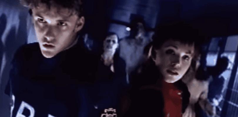Así era el spot publicitario original de Resident Evil 2