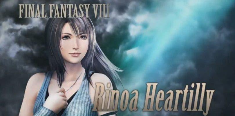Rinoa Heartilly se suma vía DLC a Dissidia Final Fantasy NT