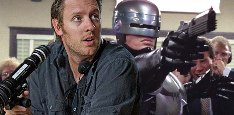 El director de Distrito 9 y Chappie está preparando el regreso de RoboCop