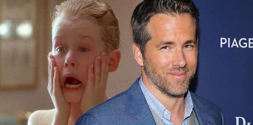 Ryan Reynolds protagonizará una versión para adultos de Solo en casa