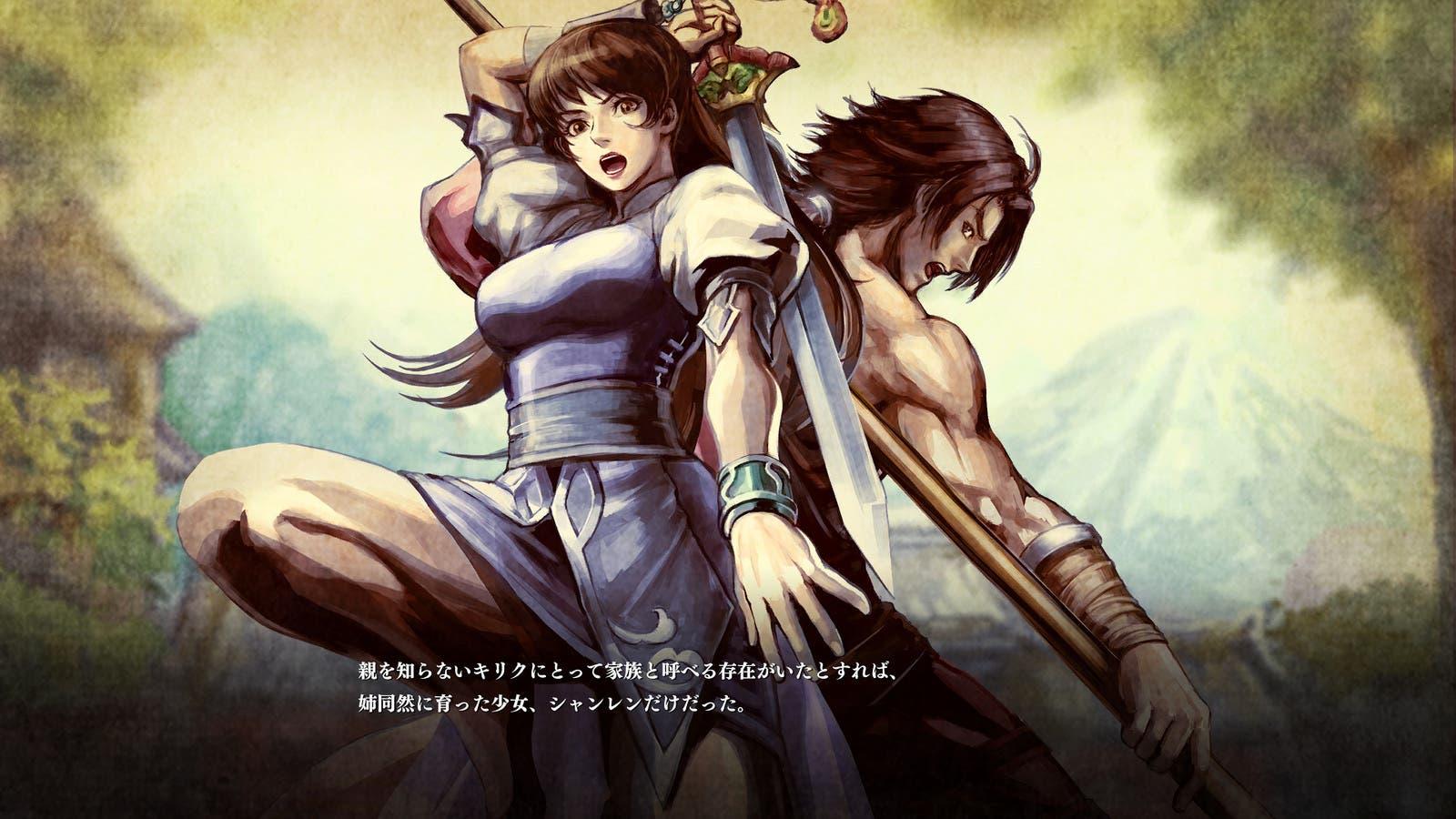 Imagen de SoulCalibur VI enseña nuevas capturas de su modo 'Soul Chronicle'