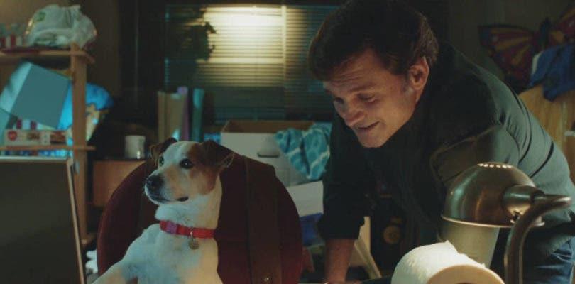 La 1 estrena hoy Sabuesos, una serie de un perro policíaco