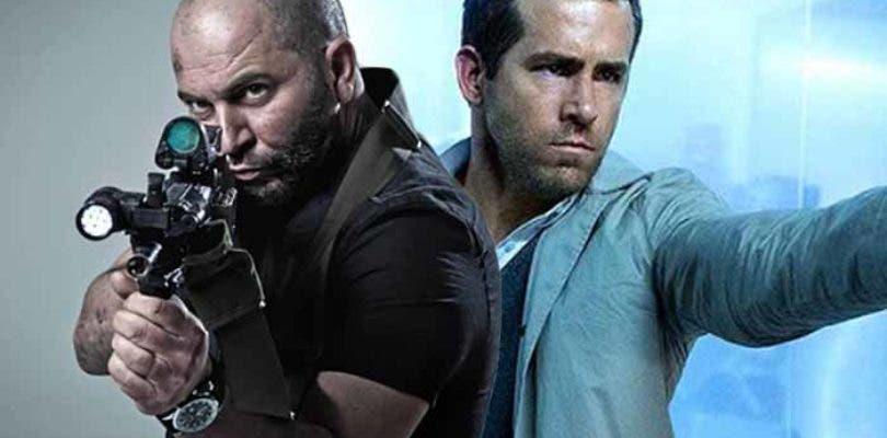 Lior Raz se une a Ryan Reynolds en 6 Underground, la nueva película de Netflix