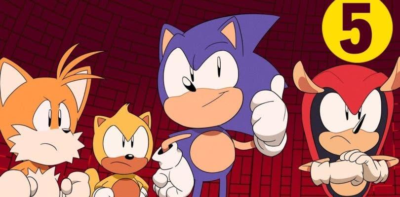 El último capítulo de Sonic Mania Adventures ya está disponible