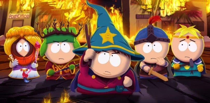South Park: La Vara de la Verdad se estrenará en Nintendo Switch