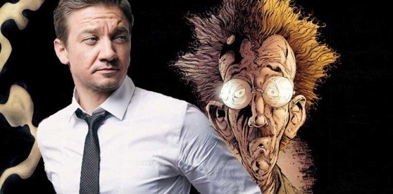 Jeremy Renner acompañará a Jamie Foxx en el reboot de Spawn