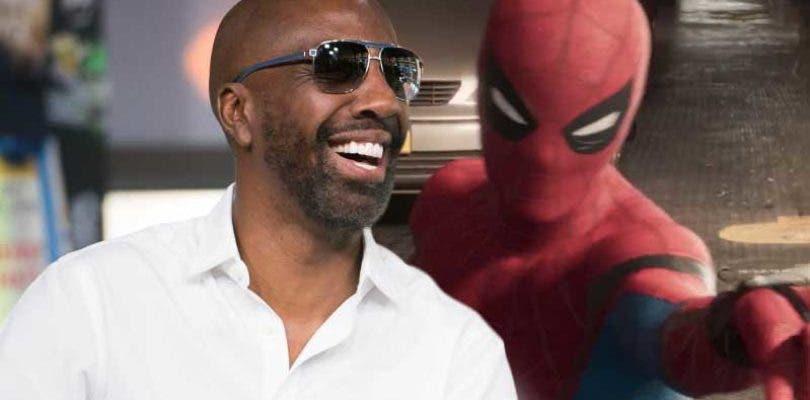 J.B. Smoove se une como villano a Spider-Man: Far From Home