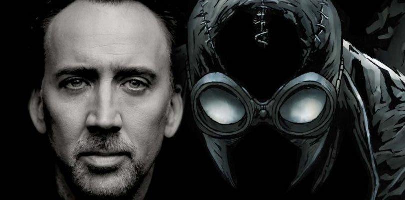 Nicolage Cage será la versión noir del héroe en Spider-Man: Un nuevo universo
