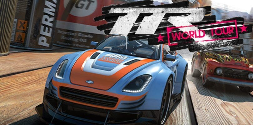 Table Top Racing: World Tour se lanzará en Nintendo Switch