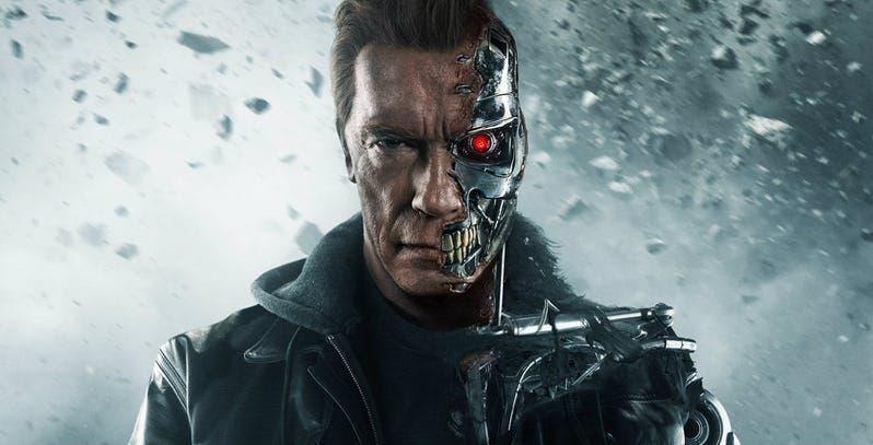 Imagen de Arnold Schwarzenegger ya está rodando Terminator 6