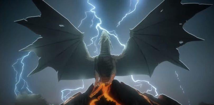 Netflix apuesta por el CGI en el primer tráiler de The Dragon Prince