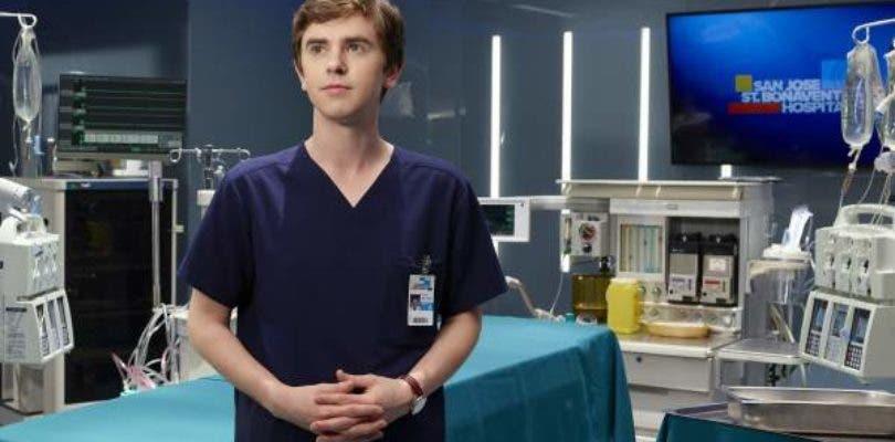 The Good Doctor vuelve a emitir un capítulo de estreno hoy en Telecinco