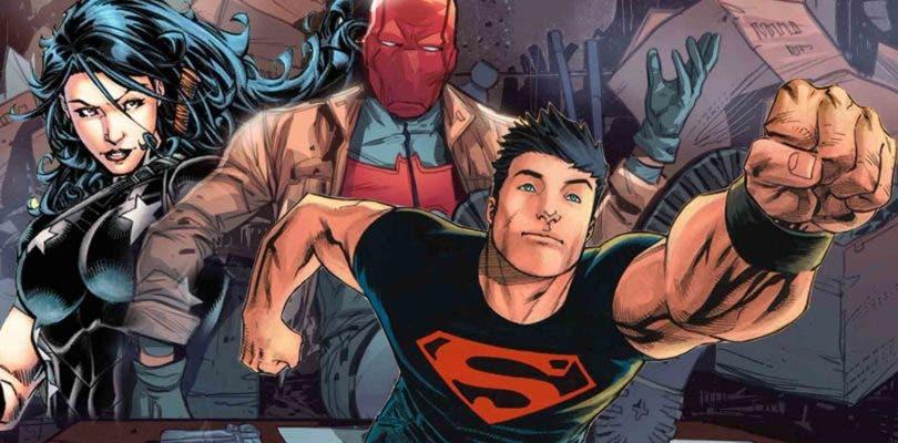Titans contará con personajes sorpresa; Jason Todd, Superboy, y más