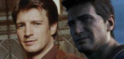 Nathan Fillion podría fichar pronto por la nueva película de Uncharted