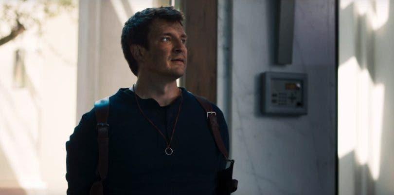 Nathan Fillion es Nathan Drake en la película (fan) de Uncharted