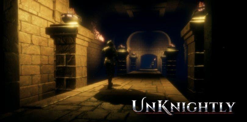 Unknightly exhibe sus mecánicas en un nuevo gameplay