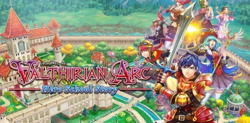 Valthirian Arc: Hero School Story, un RPG para gestionar tu propia escuela de héroes
