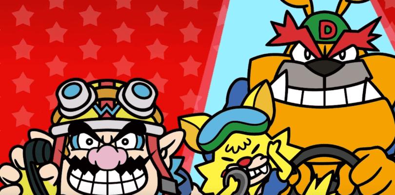 WarioWare Gold estrena su cómico tráiler de lanzamiento