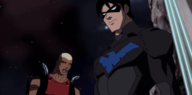 Nightwing recompone el equipo en el primer tráiler de Young Justice: Outsiders