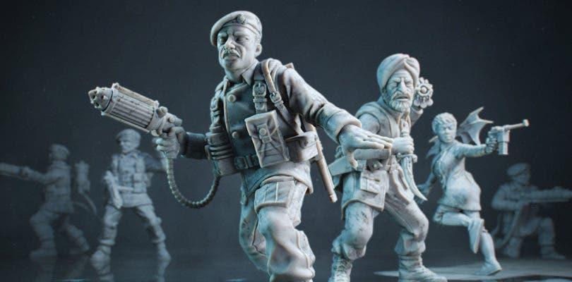 La Segunda Guerra Mundial y Lovecraft se ven las caras en Achtung! Cthulhu Tactics