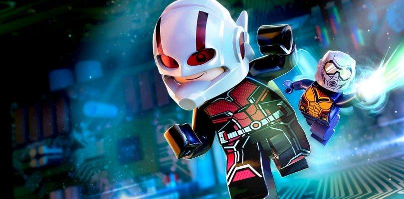 Ant-Man y la Avispa se unen a LEGO Marvel Super Heroes 2 vía DLC