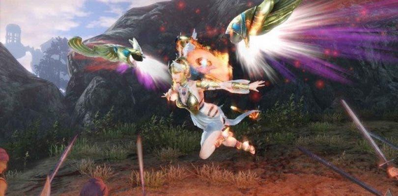 Athena es el nuevo personaje jugable de Warriors Orochi 4