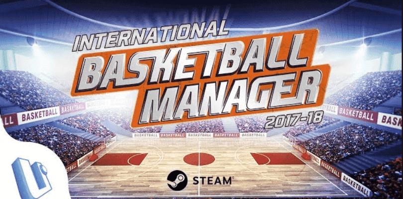 El título español International Basket Manager llegará a Steam este verano