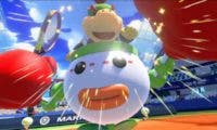 Mario Tennis Aces se actualiza a 1.1.2 y se centra en equilibrar a Bowsy