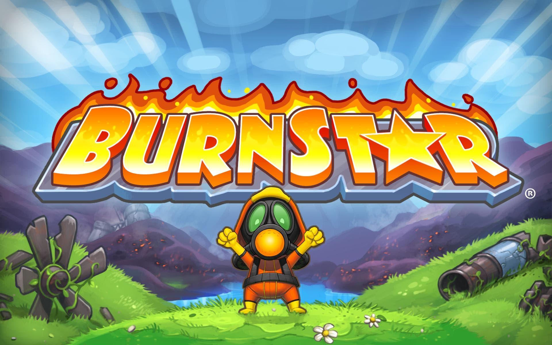 Imagen de Ya disponible el tráiler de lanzamiento de Burnstar para Nintendo Switch