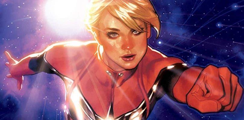 Captain Marvel finaliza su rodaje a ocho meses para el estreno