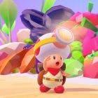 Los amiibos de Super Mario Odyssey en Captain Toad desbloquearán niveles