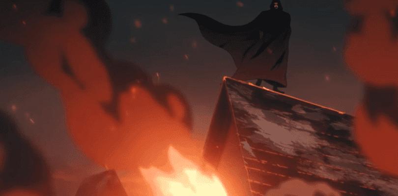 La segunda temporada de la serie de animación de Castlevania se muestra en vídeo