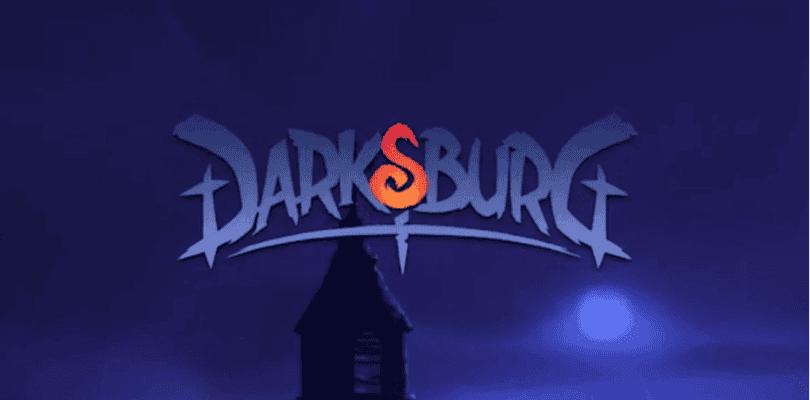 Desde Shiro Games nos presentan Darksburg, acción multijugador para PC
