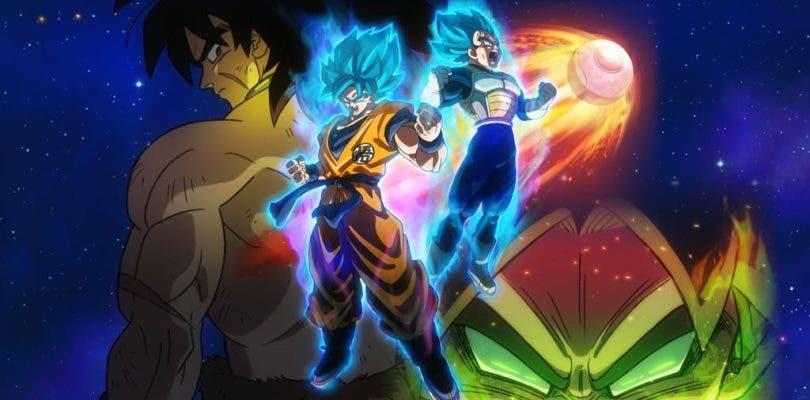Broly regresa en el nuevo póster y título oficial de la película de Dragon Ball Super