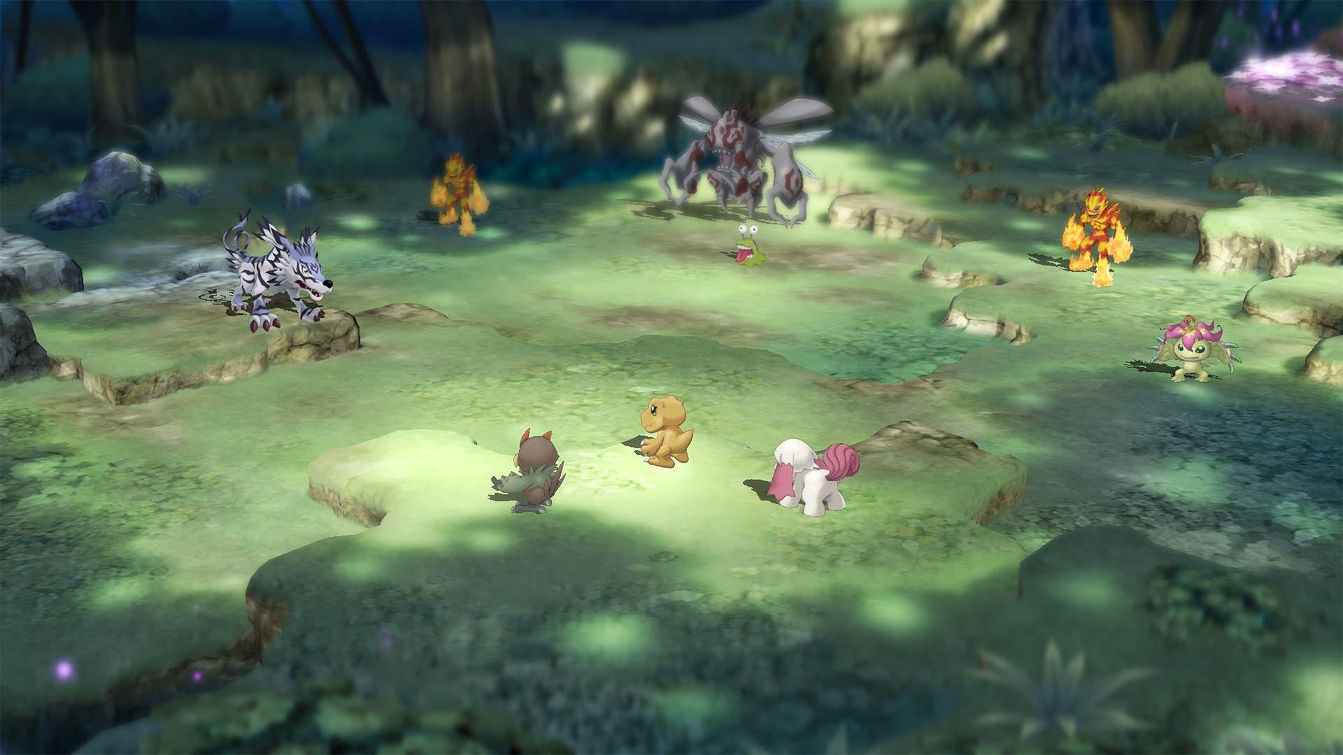 Imagen de Bandai Namco cumple con lo prometido y vuelve a dejarnos novedades sobre Digimon Survive