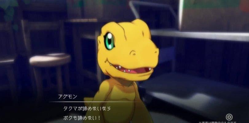 Bandai Namco enseña capturas sobre combates y personajes de Digimon Survive
