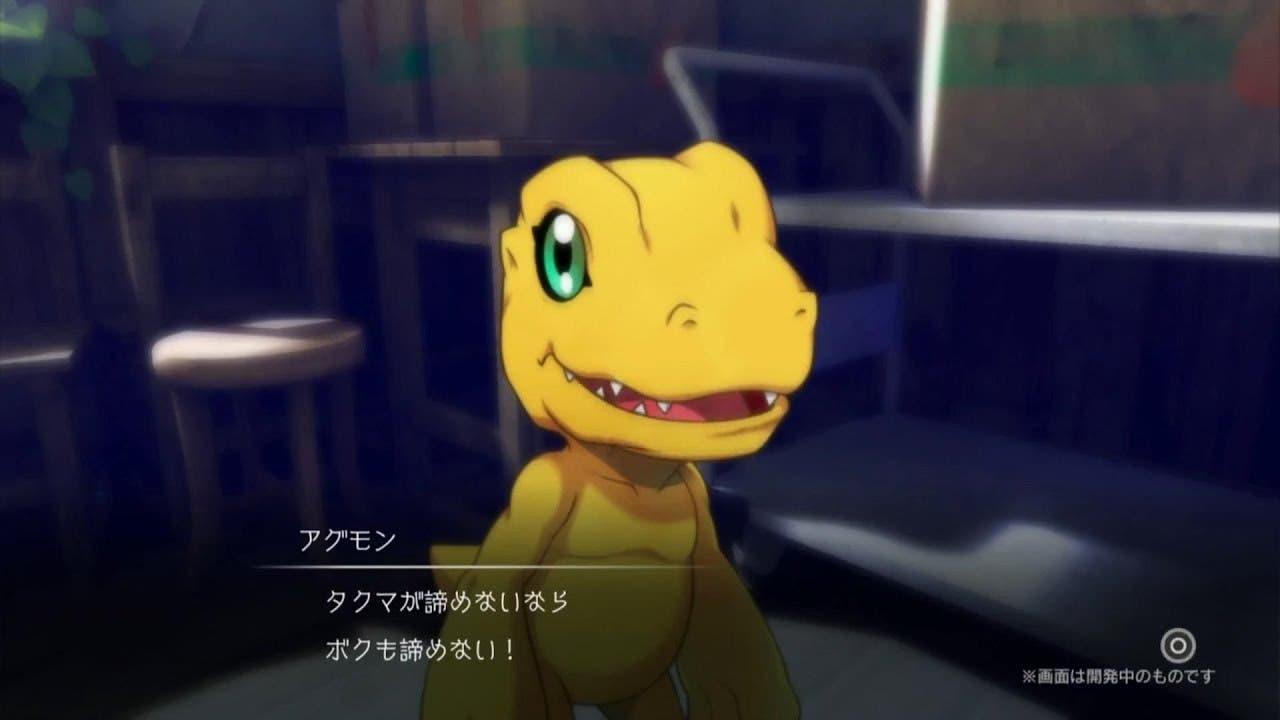 Imagen de Bandai Namco enseña capturas sobre combates y personajes de Digimon Survive