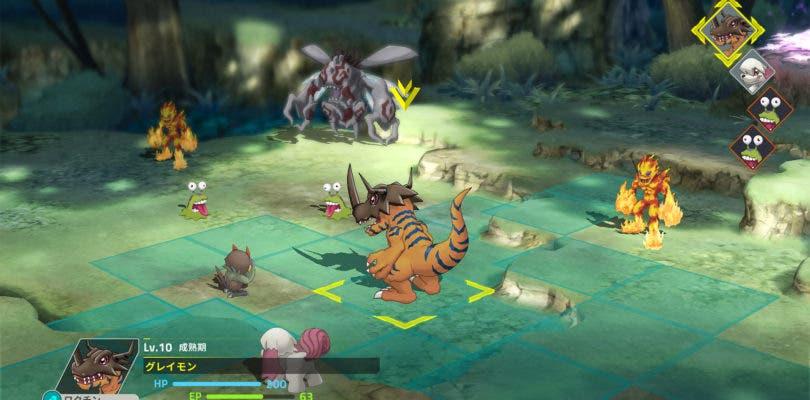 Bandai Namco especifica los idiomas que tendrá Digimon Survive en Europa