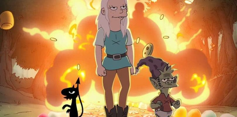 (Des)encanto: así son todos los personajes de la nueva serie de Matt Groening