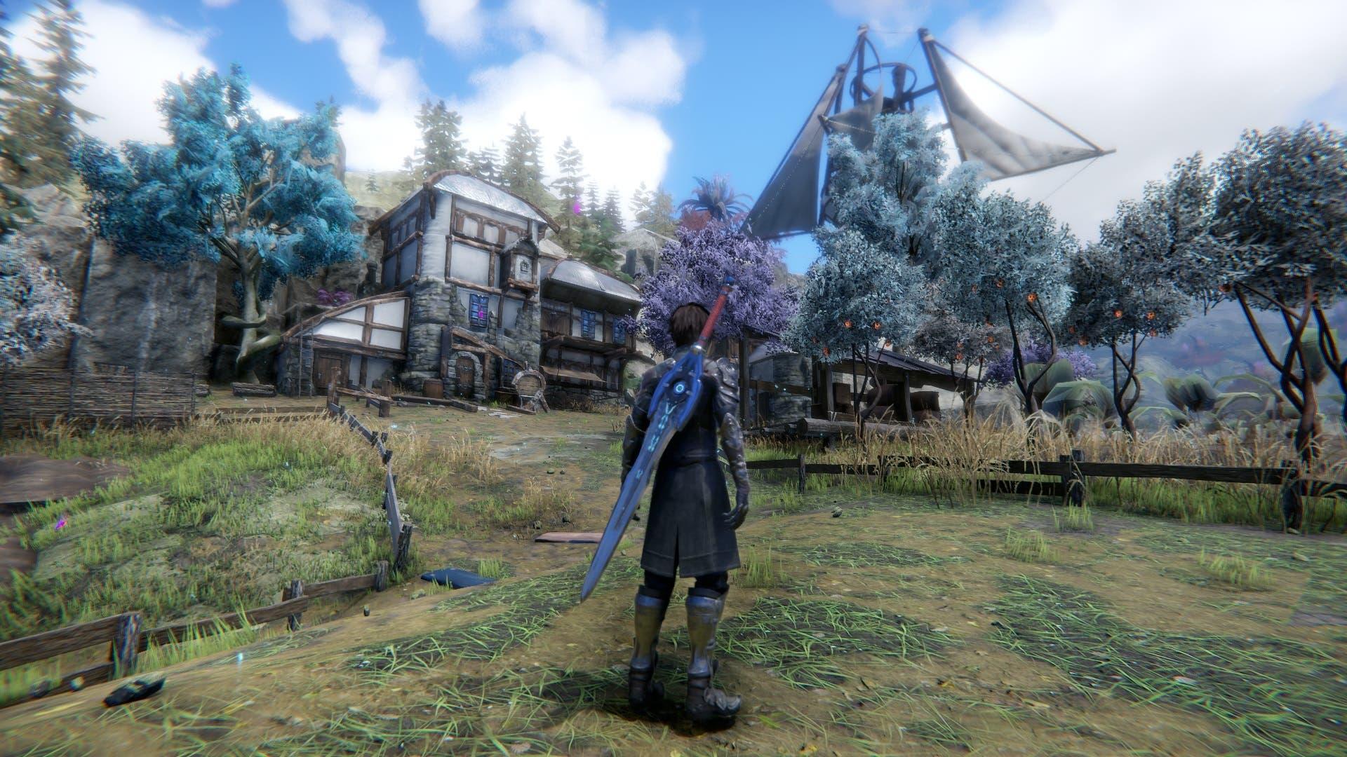 Imagen de El prometedor RPG Edge of Eternity aplaza su estreno en acceso anticipado a diciembre