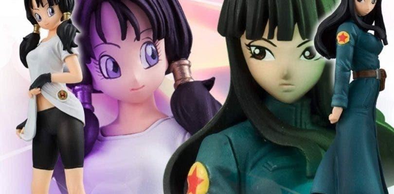 Dragon Ball Z: Videl y Mai protagonizan estas increíbles nuevas figuras ya disponibles