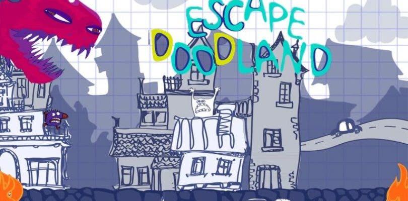 El título plataformas Escape Doodland llegará a Nintendo Switch