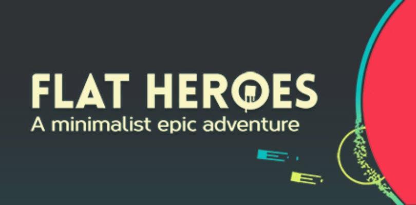 Flat Heroes confirma fecha de lanzamiento en Nintendo Switch y PC