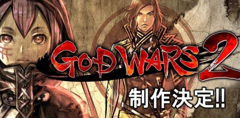 Kadokawa Games confirma el lanzamiento de God Wars 2 en varias plataformas