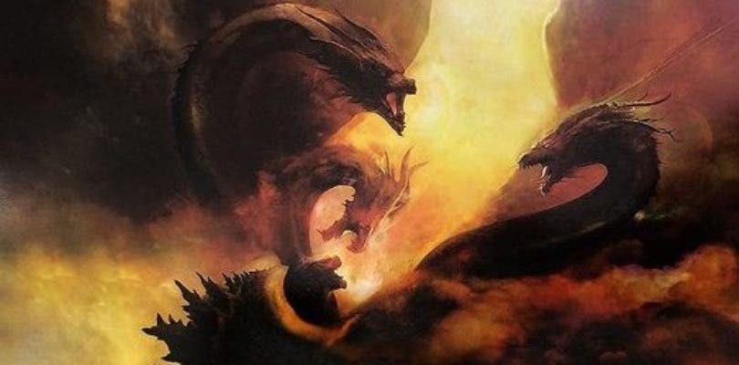 El póster de Godzilla 2 es una de las imágenes más bellas del año