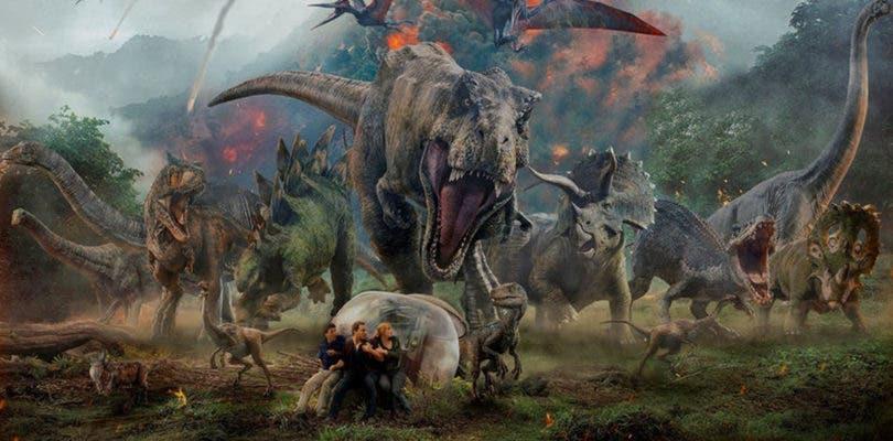 Blu-ray y DVD de Jurassic World 2: Tráiler, fecha, y contenidos extra