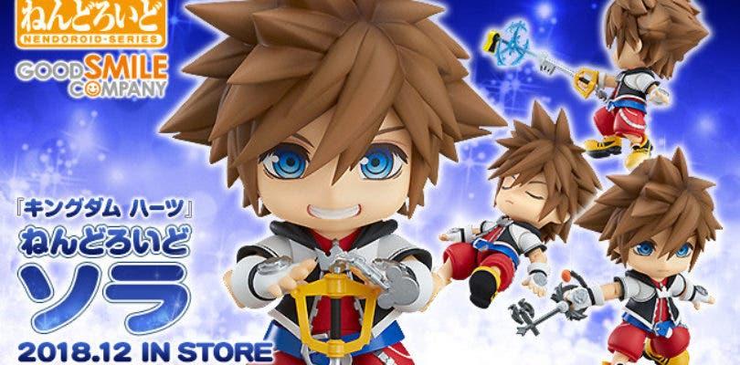 Abiertas las reservas del nuevo Nendoroid de Kingdom Hearts